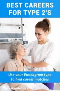 Best Careers for Type 2 Enneagram