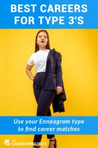 Best Careers for Type 3 Enneagram