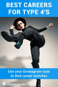 Best Careers for Type 4 Enneagram