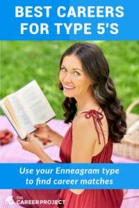 Best Careers for Type 5 Enneagram