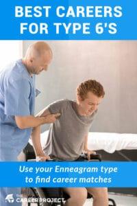 Best Careers for Type 6 Enneagram