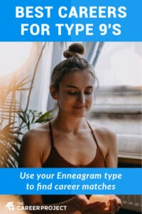 Best Careers for Type 9 Enneagram